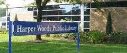 Harper Woods Public Library Logo